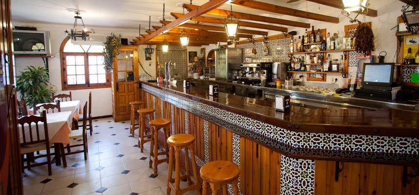 Restaurante Los Pinos - Restaurante en Cau00f1os de Meca ...